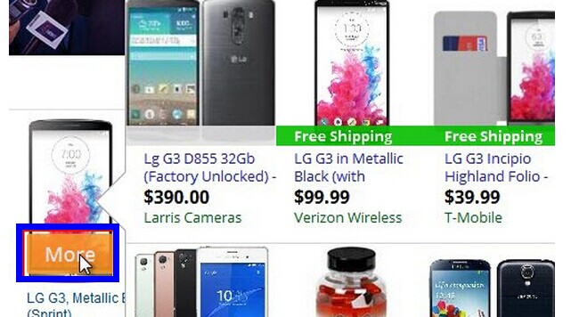 Shopping Deal Factory  adware