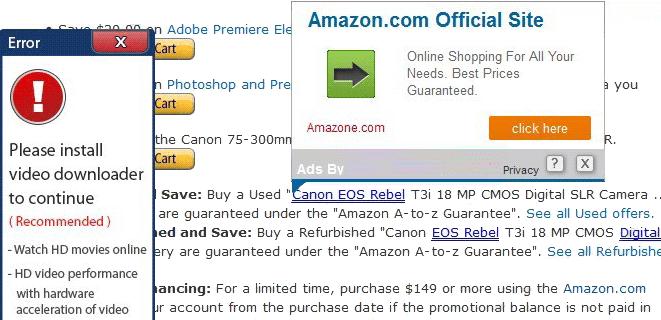 JumboDeals ads