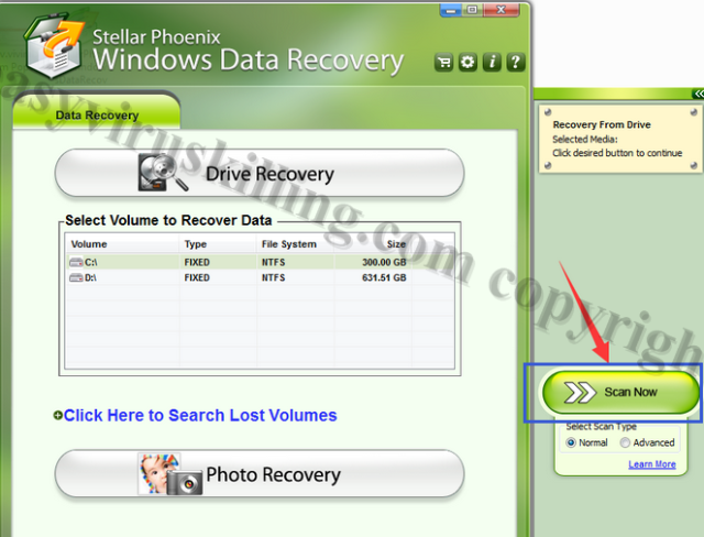 Zepto file ransomware files recovery