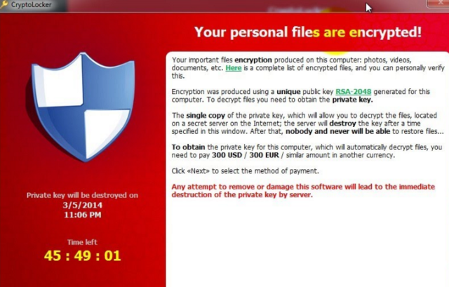 get rid of .Cryp1 file extension Virus ransomware