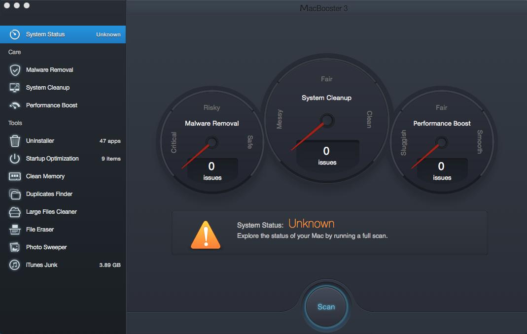 delete virus from Safari in Mac